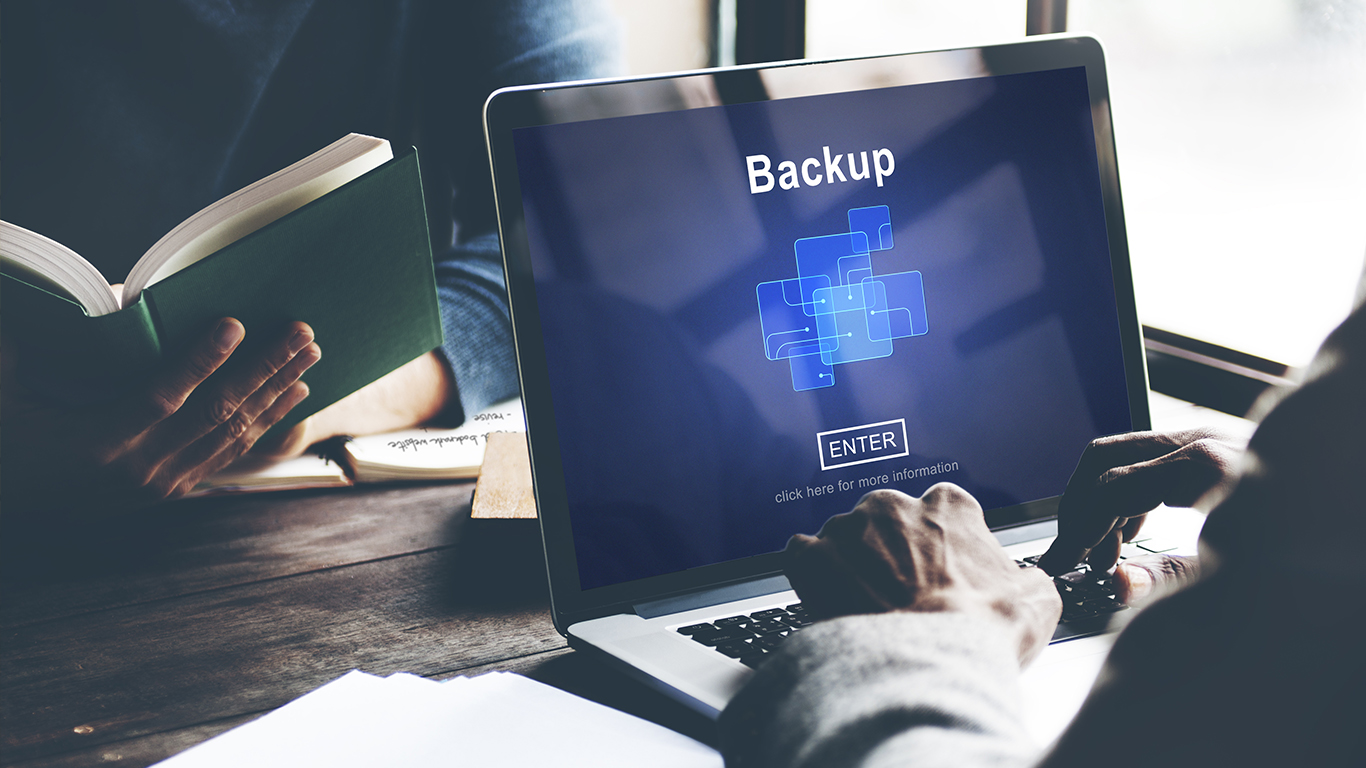 Backup incremental